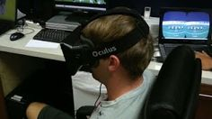 """Getting a few """"mental reps"""" has never been easier at Ole Miss: The Rebels are one of a growing number of football programs in the NCAA and NFL dabbling in virtual reality technology to help supplement work on the field. (Aug. 17) Subscribe for more Breaking News:..."""