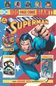 100-Page Giant Comics from DC to be Sold Exclusively at Walmart