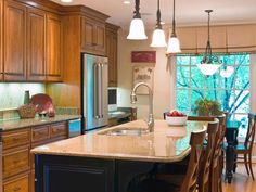 Cheap Versus Steep: Kitchen Lighting | HGTV
