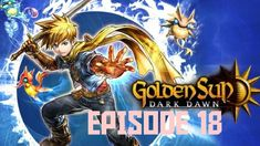 CHEATS GOLDEN SUN EPISODE 18 | GAME BOY APP 13 Game, Game Boy, Nintendo Ds, Golden Sun, Video Game Art, Apps, Youtube, Anime, Movie Posters