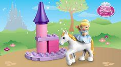 LEGO.com Duplo Products - Disney™ Princess - Cinderella's Carriage