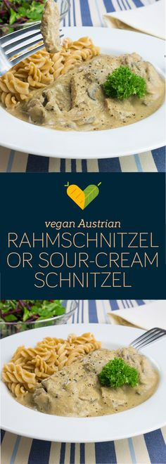 This is a veganised version of a very popular dish in Austria. It's gluten-free, high in protein, nourishing and very rich in taste.