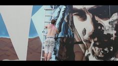 Featuring the work of Phibs, Teazer, Bridge Stehli, Shannon Crees, Teem, Fintan Magee, Guido van Helten, Adnate, Slicer, Deams, Cam Wall and Carl Steffan.  Rinse… Street Art, Bridge, Polaroid Film, Van, Repeat, Bridges, Vans, Legs, Bro