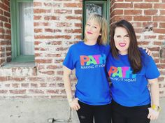 Two is always better than one. More is even better than two.  Still thinking about Sunday and all the fun we had creating a day of love and celebration for the moms of @pathpartners.  Life is better when done together. Whether it be a friend child lover or mentor - we need people in our lives to remind us of our light when we forget.  So grateful to have this one in my life who believes in spreading love and happiness as much as I do.  Life is what you make it - put good out there you get…