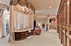 Celin Dion's luxury open bath design