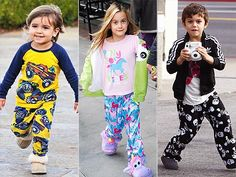 Daytime pajamas! What a great idea. Check out Mason, Coco and Kingston in their fun PJs, plus our picks for every budget.