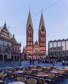 Historische Altstadt von #Bremen