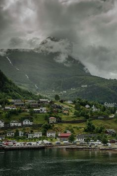 Geiranger, Norvège by pascal Jeanrenaud, via Behance Behance, River, Outdoor, Outdoors, Outdoor Living, Garden, Rivers