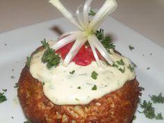 Renaldo's Jumbo Crab Cake
