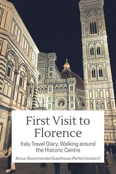 First time in Florence, what to see and where to stay and eat #florence #italy #guesthouse #mercatocentrale #first #time #visit #travel