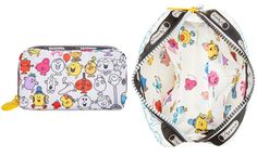 LeSportsac Mr. Men & Little Miss Collection Rectangular Cosmetic Case - Handbags & Accessories - Macy's