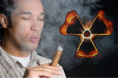 Smoking Is 36 Times Worse Than Working At A Nuclear Reactor -  Radiation Found To Be the primary Cause of Tobacco Related Cancer