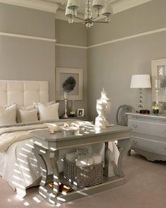 #interiordesignideas#interiordesign #ideas #style #bedroom #grey #tones  #shades