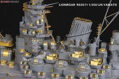 1/350 IJN Yamato.