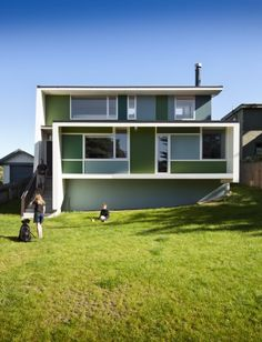 Waikanae House / Parsonson Architects | ArchDaily