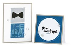 5 ways to use Instalife™ City Limits cards - Father's Day Cards using the CTMH Instalife™ City Limits cards to decorate