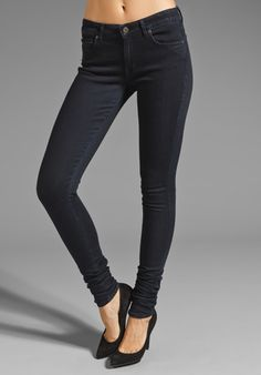 revolve clothing - RICH & SKINNY Stacked Skinny in Boss at Revolve Clothing - Free Shipping!  $167