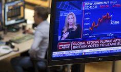 British EU Vote Unnerves World Leaders And Markets