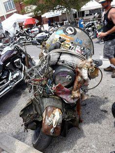 Rat bike.