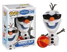 Funko Adds More Frozen Pop Figures