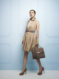 Love this look. Good for many occasions. ^^ From Shanghai Tang
