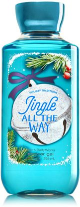 Jingle All The Way Shower Gel - Signature Collection - Bath & Body Works