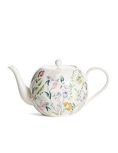 Spring Blooms Teapot