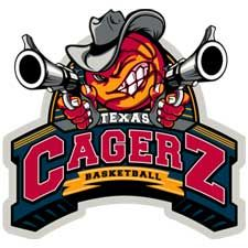 Texas Cagers (Dallas, Texas)  Southwest Division 5 #TexasCagers #DallasTexas #ABA (L11388)
