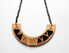 patternmaster necklace by rachel stewart.
