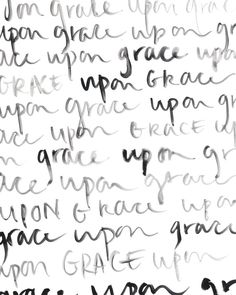 grace upon by Danielle Burkleo free printable