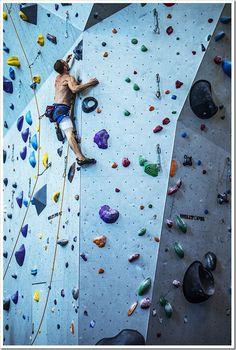 Allez Up Climbing Wall, Montreal