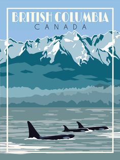 Copyright 2020 Little Blue Dog Designs Art Deco Posters, Poster Prints, Queenstown New Zealand, O Canada, Travel Wall, Travel Illustration, Blue Dog, Vintage Travel Posters, Heaven On Earth