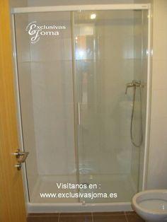 Realizacion e instalacion de mamparas de cristal para la nueva urbanizacion de Tres Cantos Tres Cantos.Mamparas de baño Low Cost.Principales marcas del mercado.Visitanos en:  www.exclusivasjoma.es