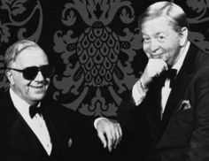 George Shearing & Mel Torme  A Magical Pair Together.  Saw them live in Wellington, New Zealand.