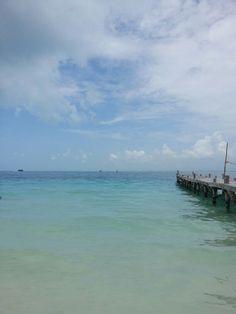 """Isla Mujeres  """"Playa Norte"""""""