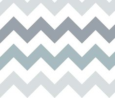 ombre chevron fabric by mandyd for sale on Spoonflower - custom fabric, wallpaper and wall decals