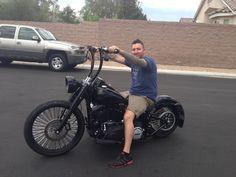 "23"" Fat Spoke Softail Slim - Page 4 - Harley Davidson Forums"