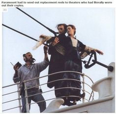 Very Interesting Facts About the Movie Titanic (33 pics)