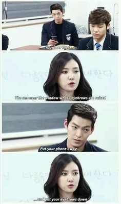 The Heirs #funny #k-drama #meme