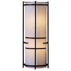 bronze sconces | Lighting Modern Sconce Wall Light with Beige / Cream Glass in Bronze ...