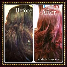 Cut and color by Jenn :)