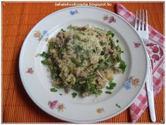Takarékos konyha: Zöldbabos bulgur