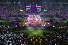 Ceremonia de clausura de la Universiada de Gwangju 2015