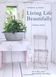 Living Life Beautifully by Christina Strutt http://www.amazon.com/dp/1782490531/ref=cm_sw_r_pi_dp_rRwgub1KZGDCX Looks lovely and sounds gorgeous in the reviews!