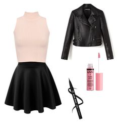 """""""Untitled #3"""" by dianapinta on Polyvore featuring LE3NO, WearAll and Charlotte Russe"""