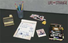 Sims4  Office decor / clutter