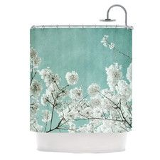 Flowering Season by Iris Lehnhardt Shower Curtain