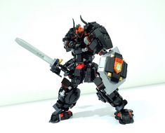 black knight final05 | Finally done with my own version of t… | Flickr