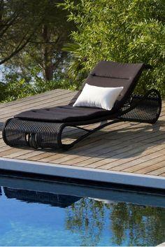 Poolside Furniture, Outdoor Furniture, Outdoor Decor, Cabana, Sun Lounger, Swimming Pools, Facebook, Garden, Home Decor