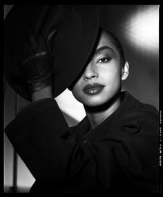 Sade photographed by Chris Duffy, Sade Adu, Quiet Storm, Marvin Gaye, Easy Listening, Soul Music, Her Music, Turbans, Black Is Beautiful, Beautiful Women